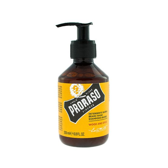 Proraso Beard Wash Wood and Spice Szampon do brody 200ml
