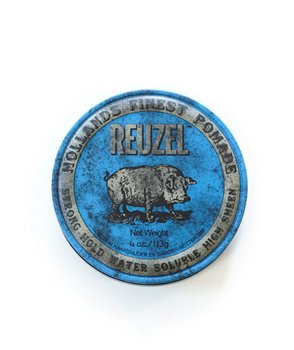 Reuzel Blue Water Soluble Heavy Hold Pig Wodna pomada do włosów 113g