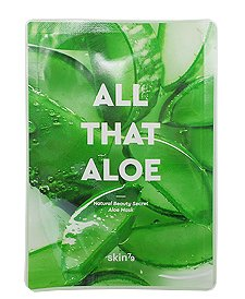 SKIN79 All That Aloe Mask - Soothing & Moisturizing 25g