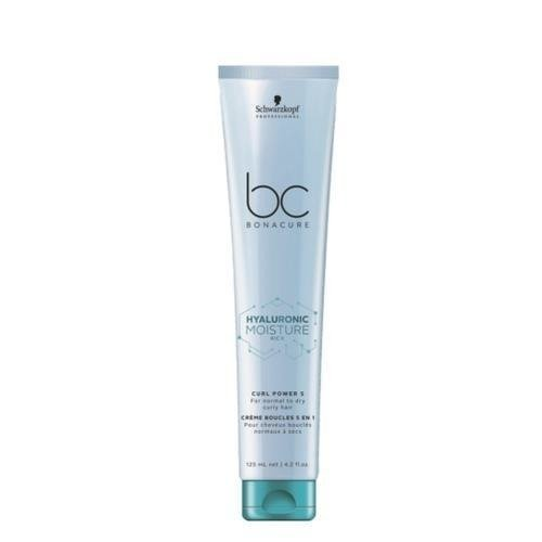 Schwarzkopf BC Hyaluronic Moisture Kick Krem do loków Curl Power 5 Cream 125ml