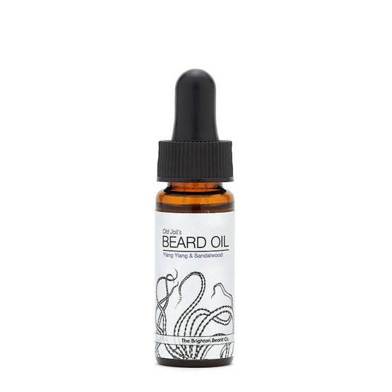 The Brighton Beard Co-Old Joll's Beard Oil Ylang Ylang & Sandalwood Olejek do brody 10ml