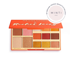 Makeup Revolution REVOLUTION X RACHEL LEARY Paleta cieni Goddess On The Go Palette